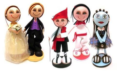 fofuchas muñecas