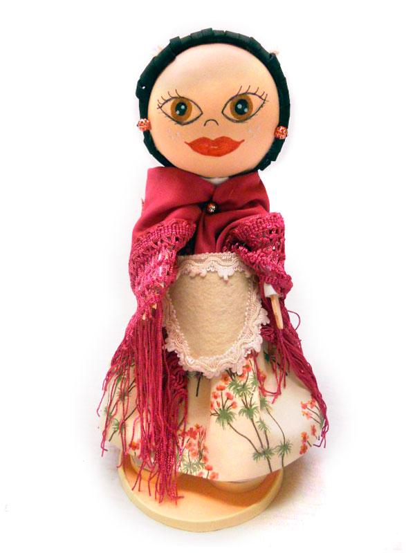 muñeca fofucha baturra