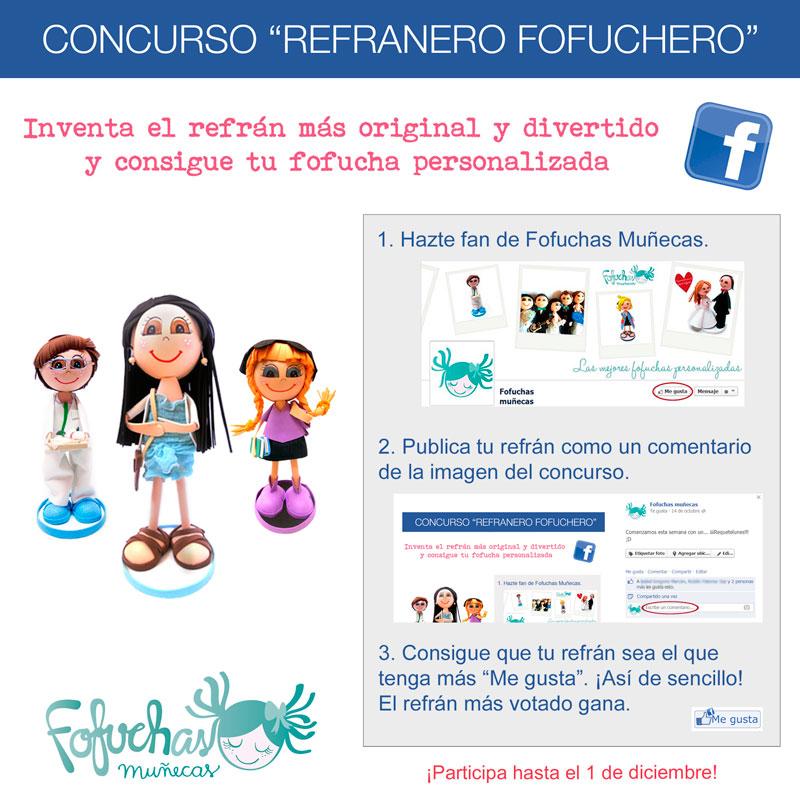 "Concurso Facebook ""Refranero fofuchero"""