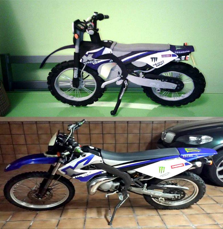 fofucha moto