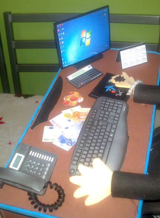 fofucha ordenador