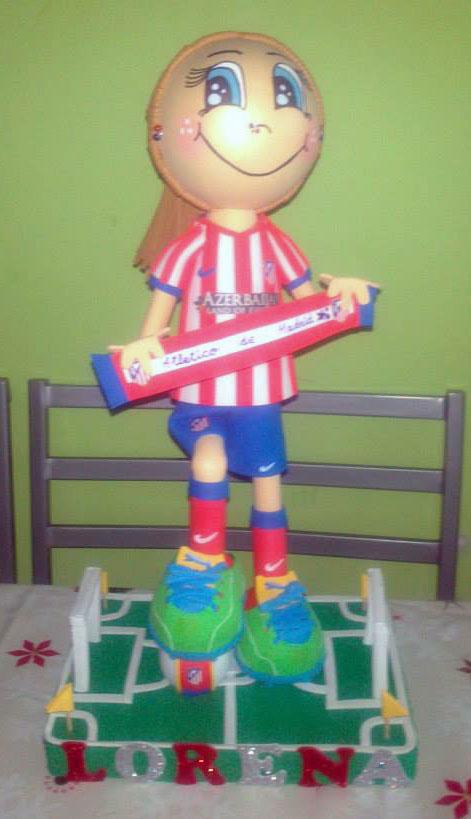 Fofucha Atlético de Madrid